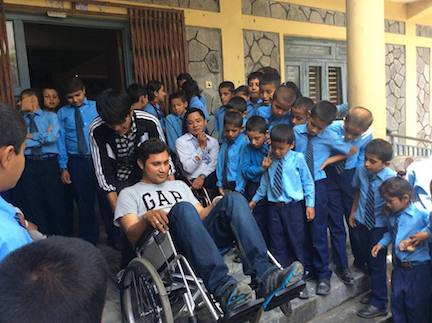 Independent living society school awareness campaign